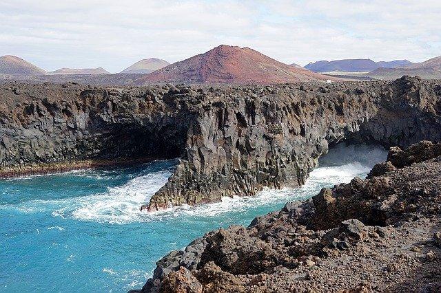 Lanzarote – ostrov lávy a věčného jara